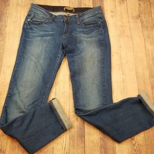 Paige Sz 26 Jeans Boyfriend Canyon in Spencer